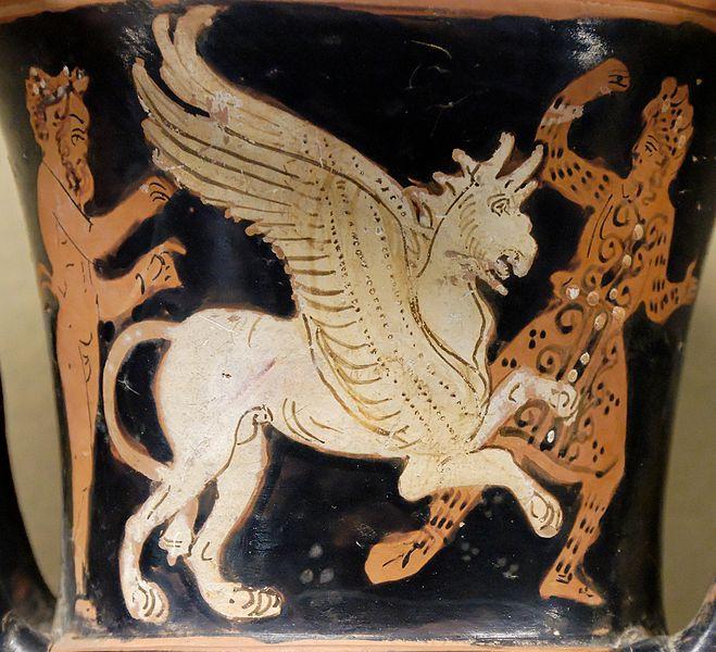 659px-Satyr_griffin_Arimaspus_Louvre_CA491