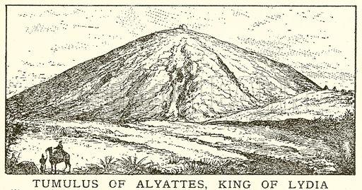 Tumulus of Alyattes, King of Lydia