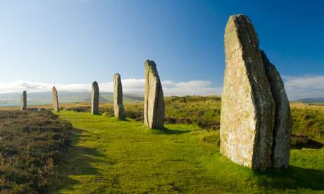 Ring of Brogdar, Orkney Islands