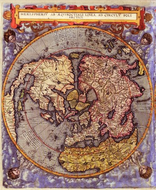 Gerard_de_Jode_1593_Map_Nor