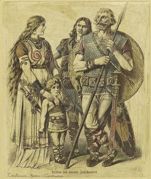 ancient_german_family