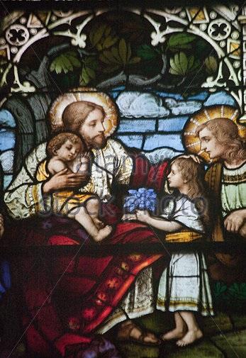 christ-jesus-loves-little-children-with-his-mother-the-virgin-mary-f4f5mk.jpg