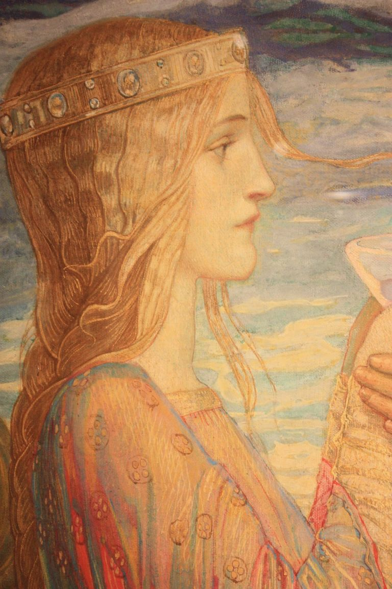 Isolde_(detail_from__Tristan_and_Isolde_)_by_John_Duncan,_1912.jpg