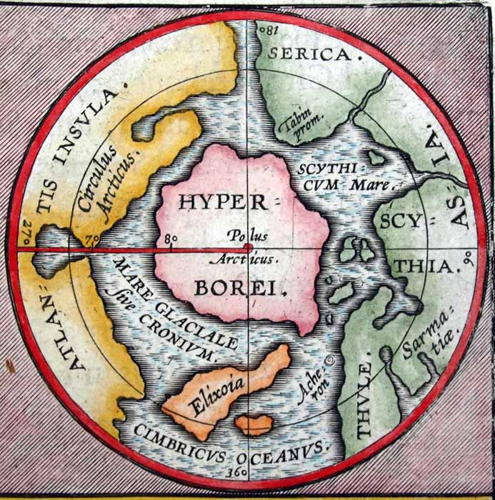 The_north_polar_inset_map_(actual_size_7_cm_in_diameter)_presents_mythical_lands_including_a_central_continent_of_Hyperborea.jpg